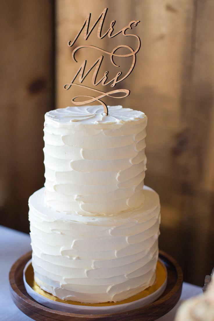 Easy Wedding Cakes