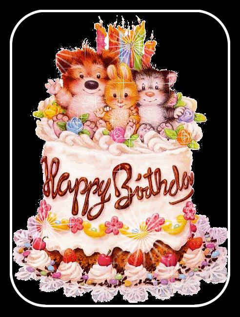 Happy Birthday Animation Quotes