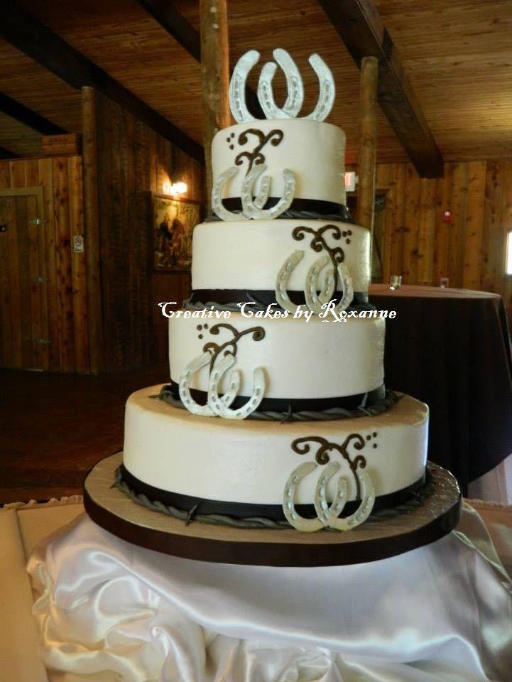 Horse Wedding Cakes