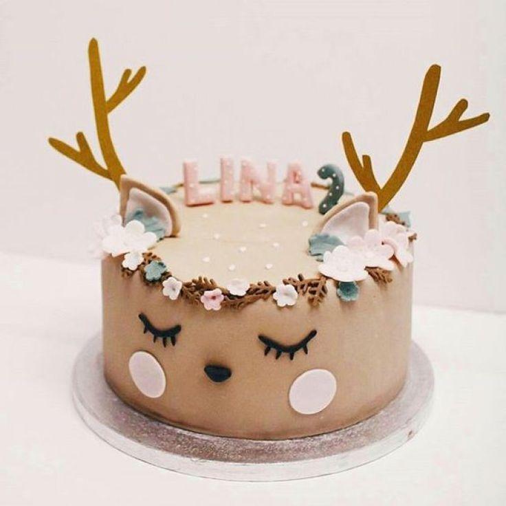 Cute Birthday Cakes