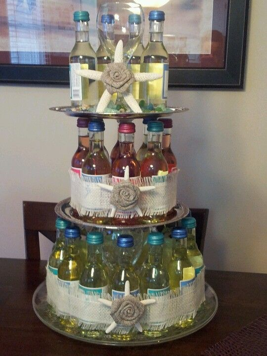 Stock The Bar Wine Bottle Cake Birthdays Pinterest
