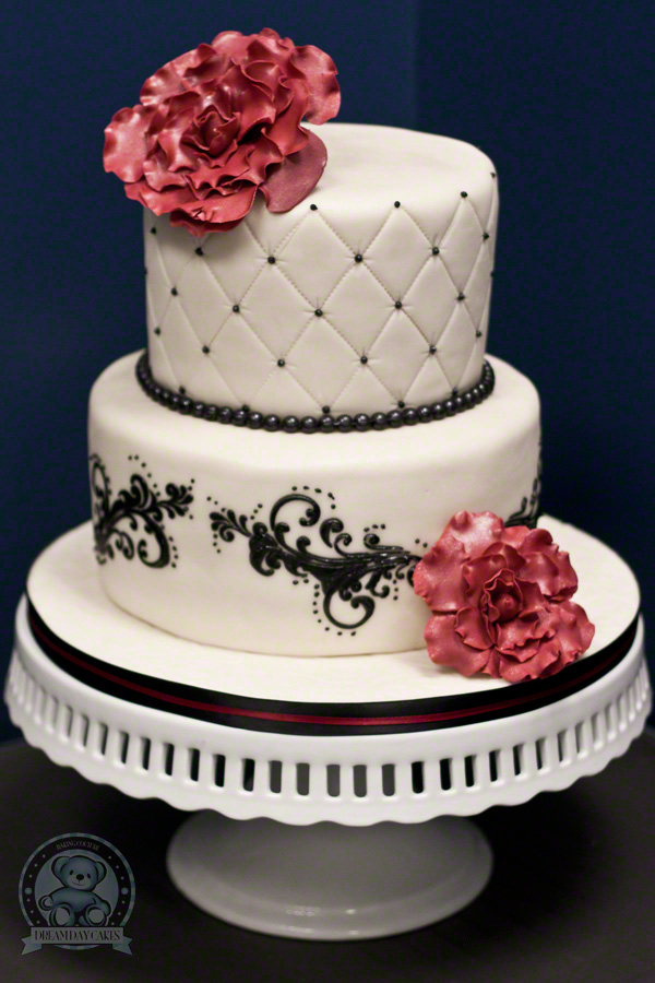 15 Must See Fondant Cakes Pins Cake Making And