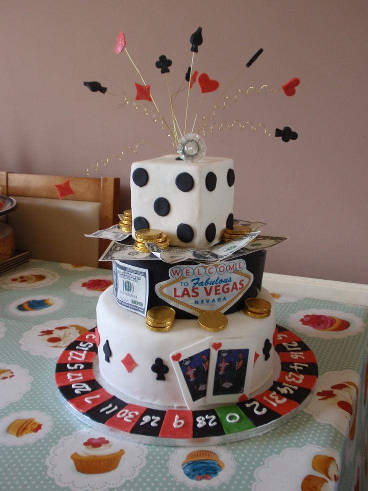 Best 25 Las Vegas Cake Ideas On Pinterest