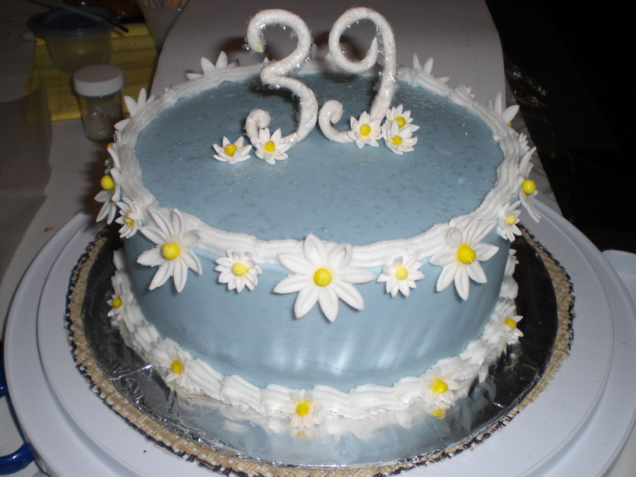 39Th Birthday Cakes