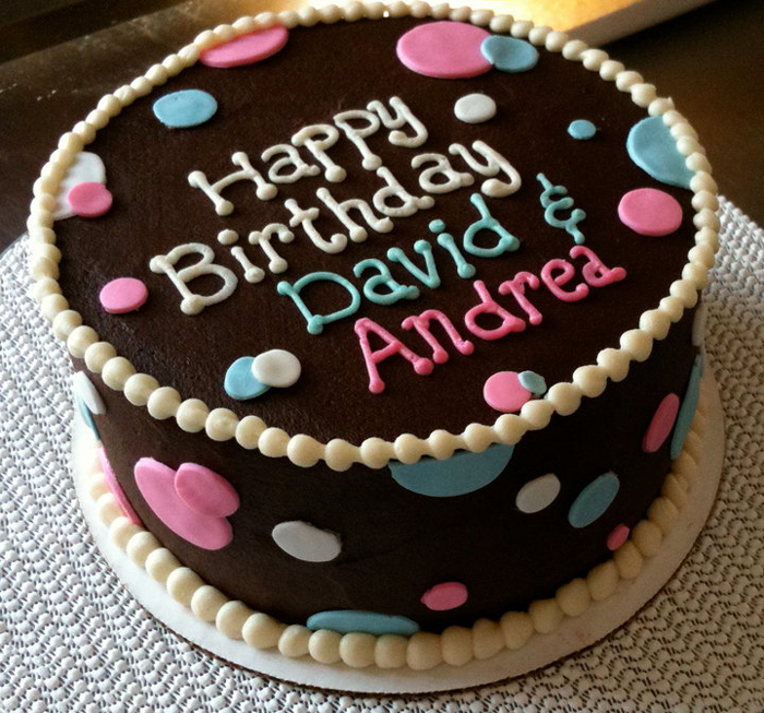 Personal Birthday Cakes