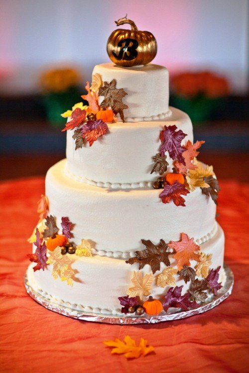 Fall Wedding Cakes.Fall Wedding Cakes