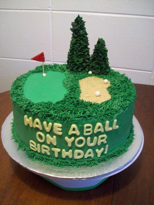 Birthday Images Golf