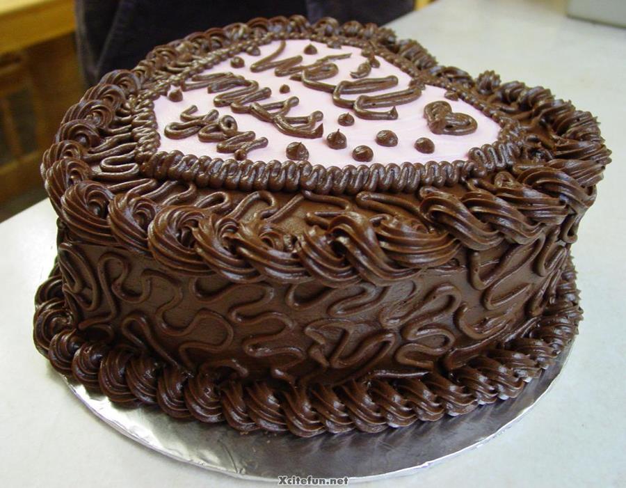 Chocolate Anniversary Cakes