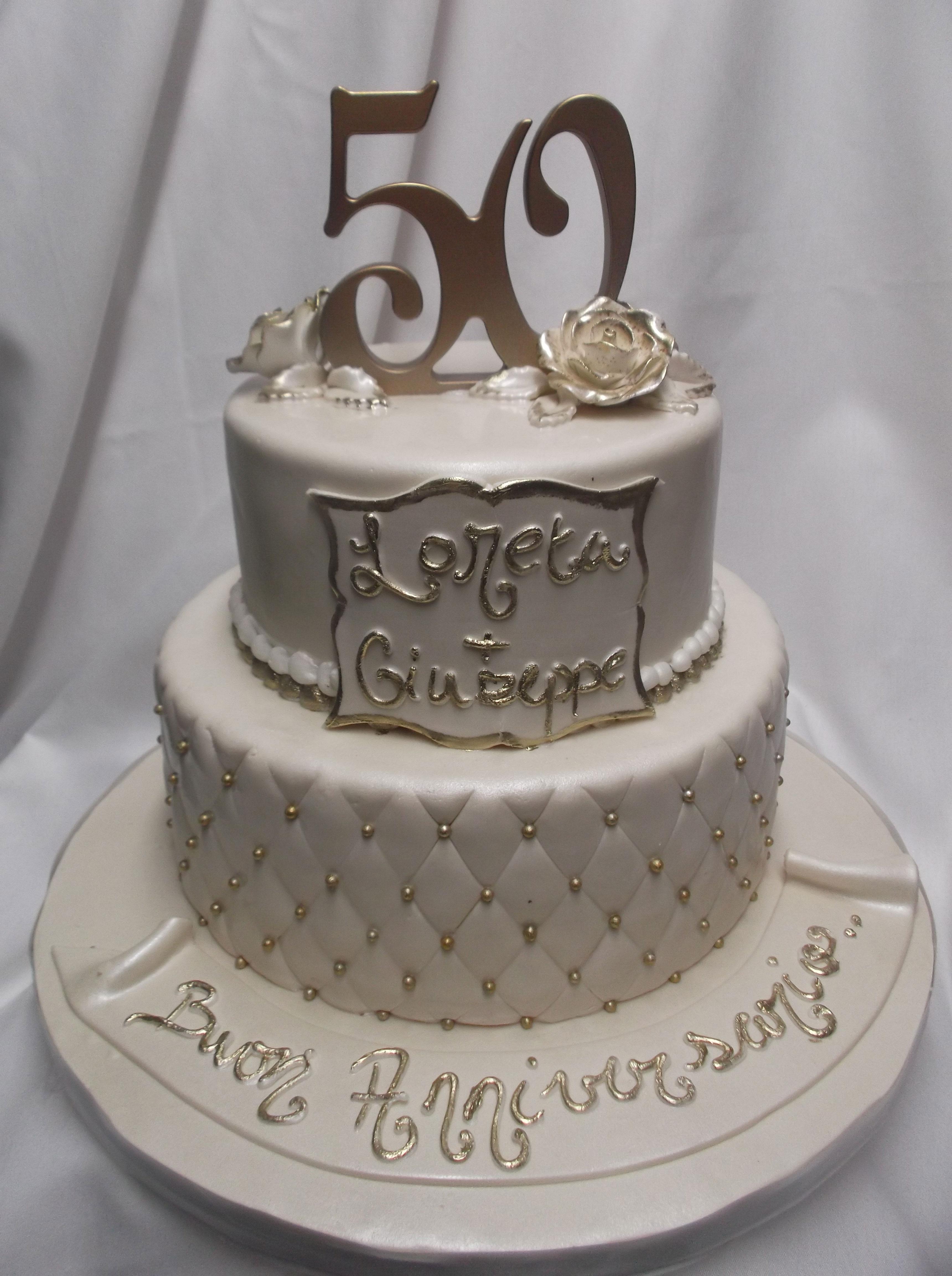 91 Birthday Cake 50 Years