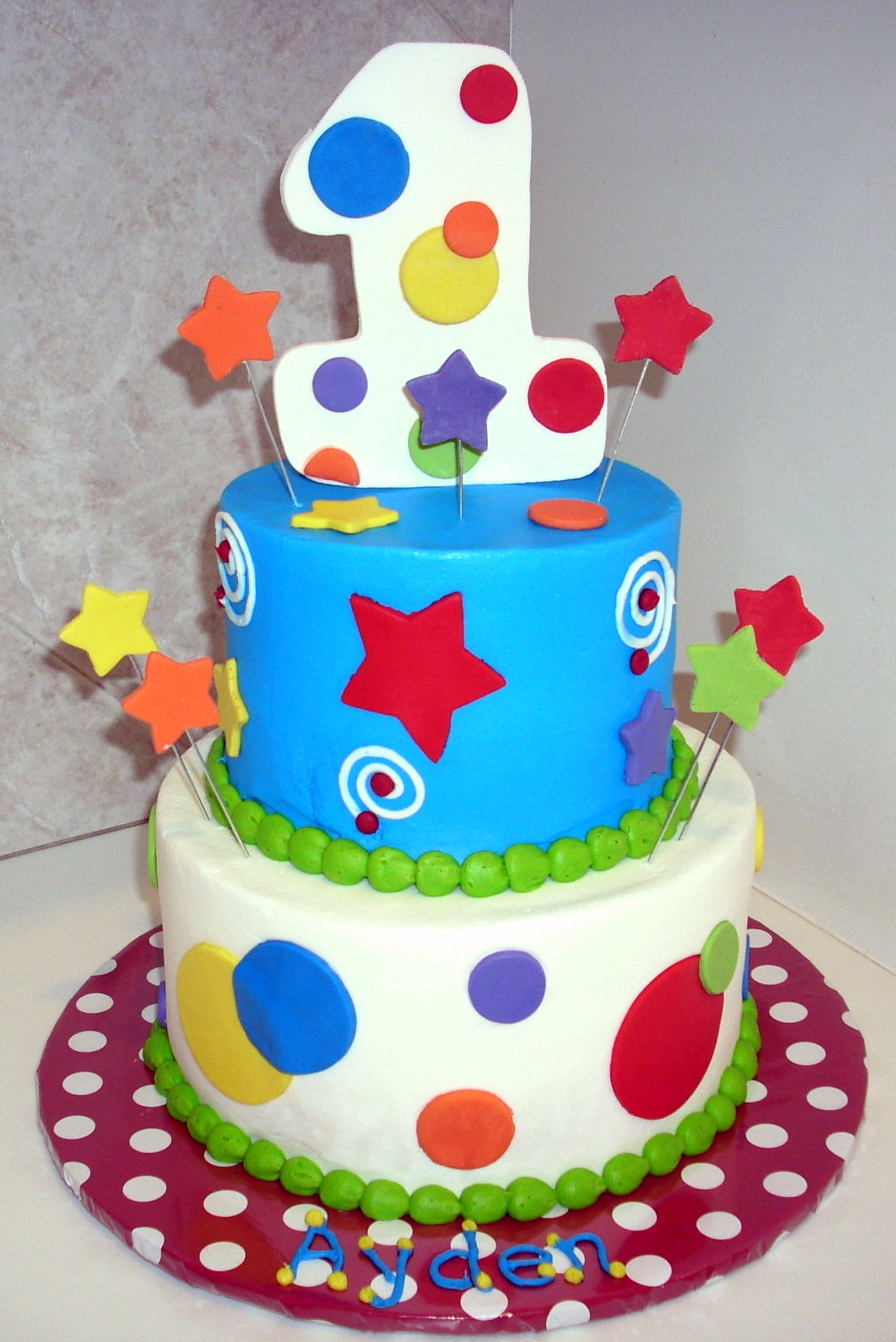 Birthday Cakes Images Beautiful For
