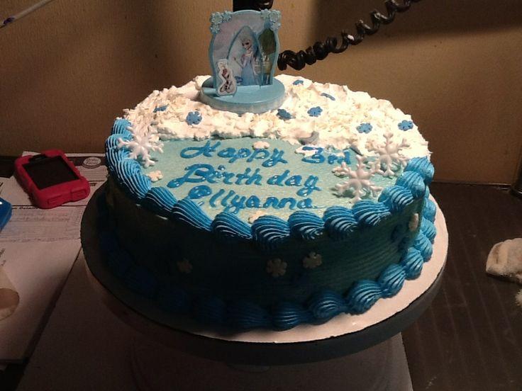 Dq Birthday Cakes