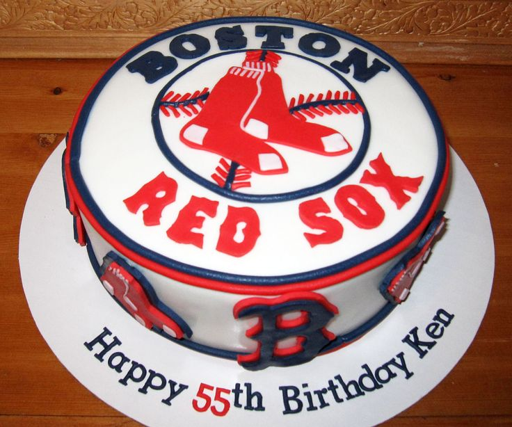 Boston Birthday Cakes