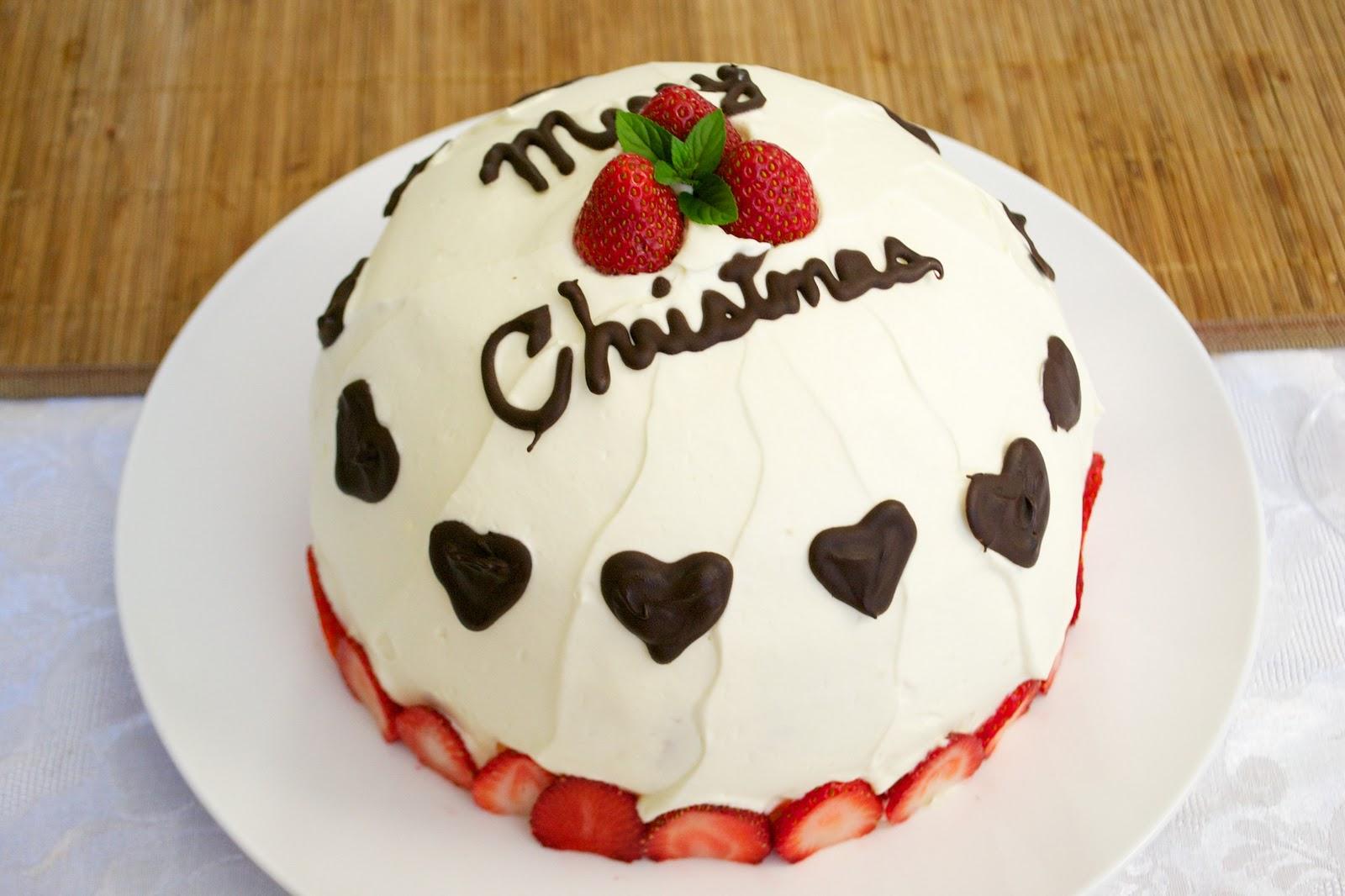 Japan Christmas Cakes