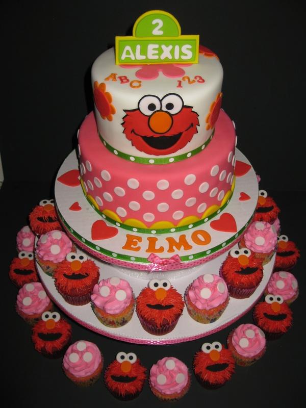 Super Elmo Birthday Cake Pictures The Cake Boutique Personalised Birthday Cards Veneteletsinfo
