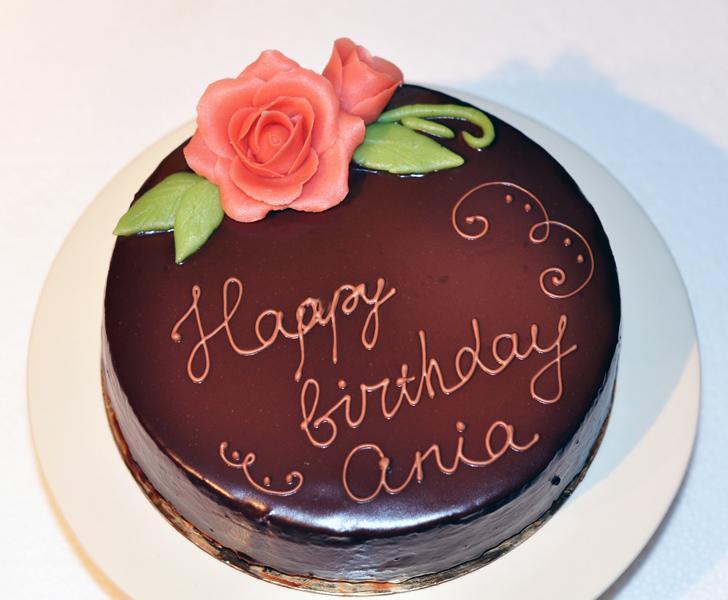 Chicolate Birthday Cakes