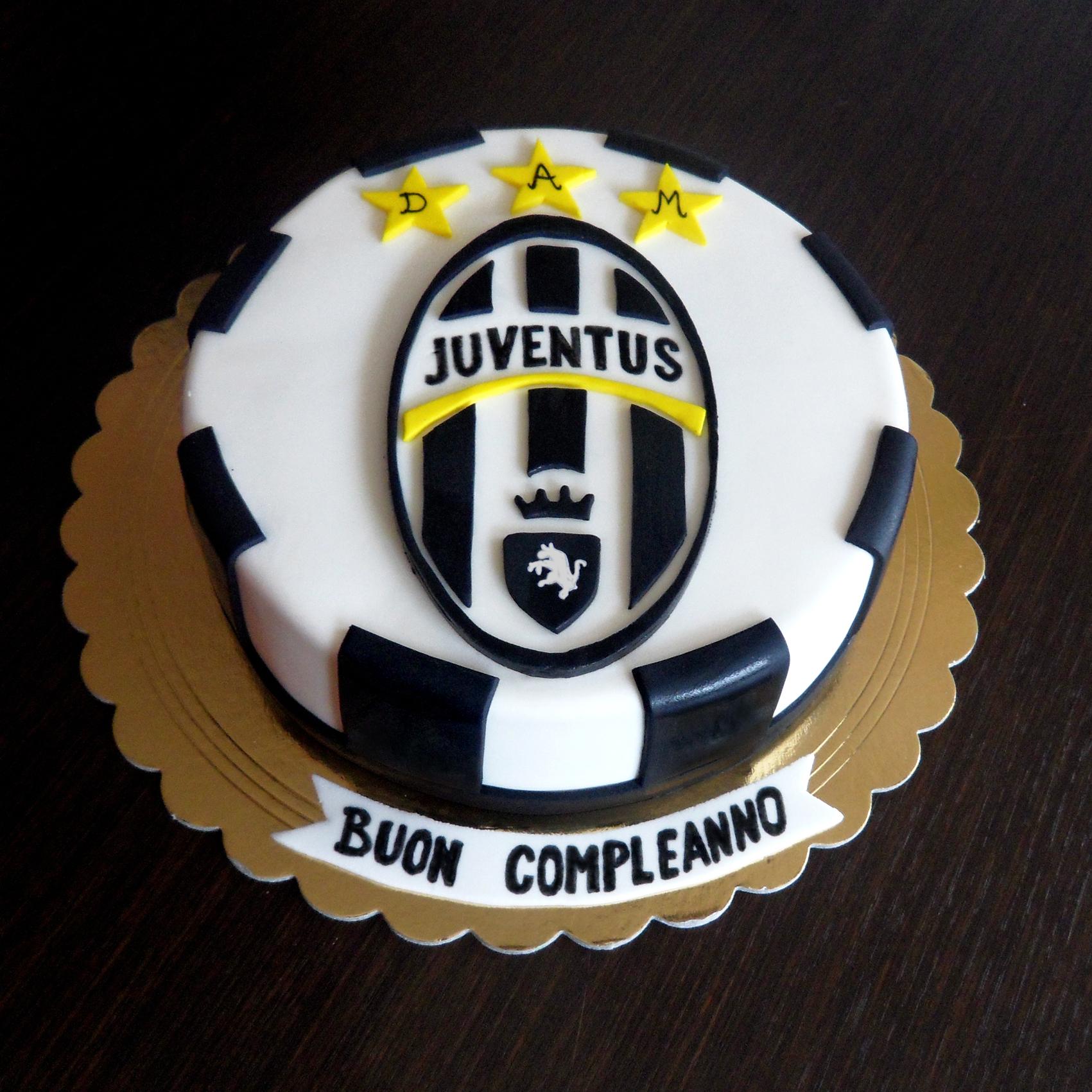 Juventus Birthday Cakes