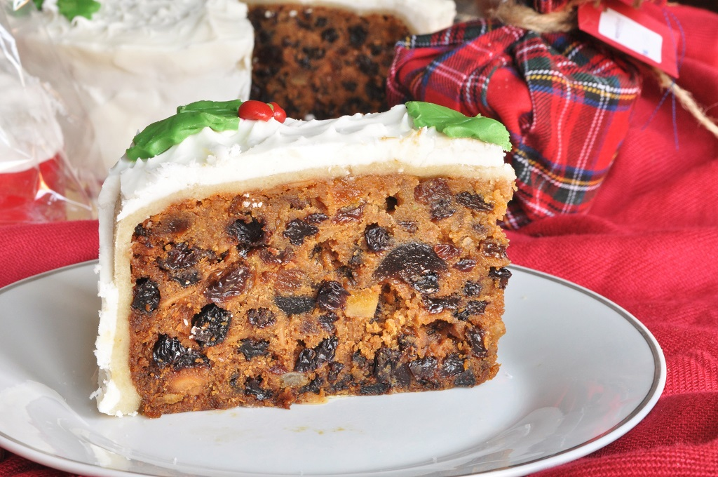 british christmas cakes - British Christmas