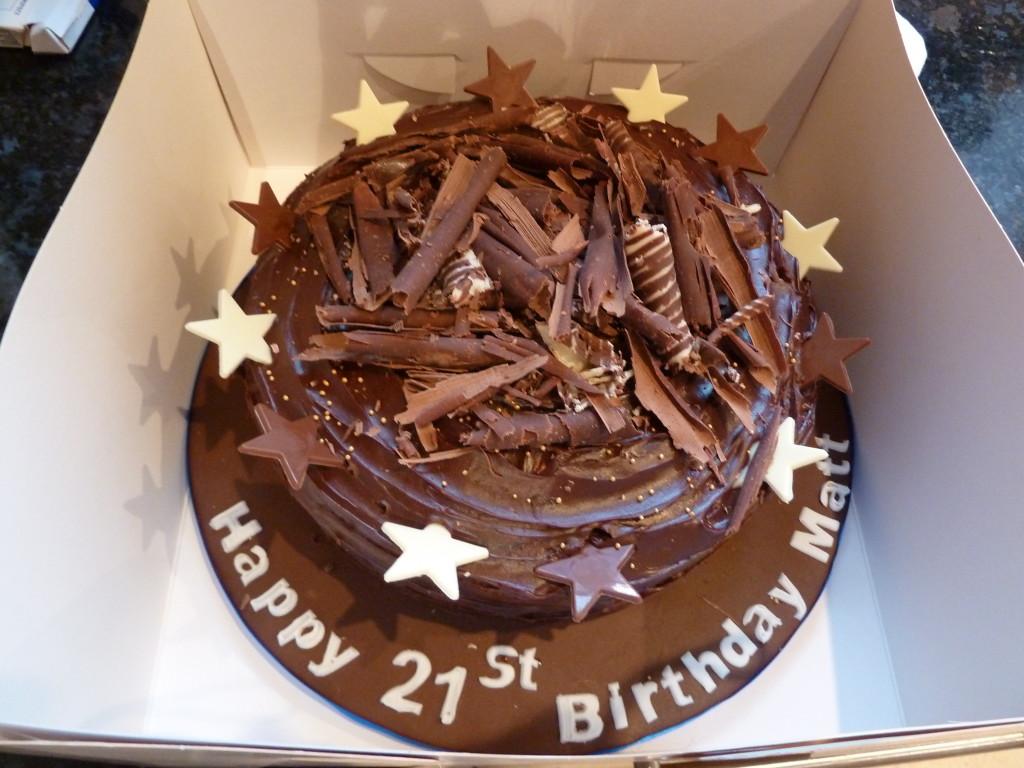 Chocolatey Cake Wedding Birthday Cakes From Maureens