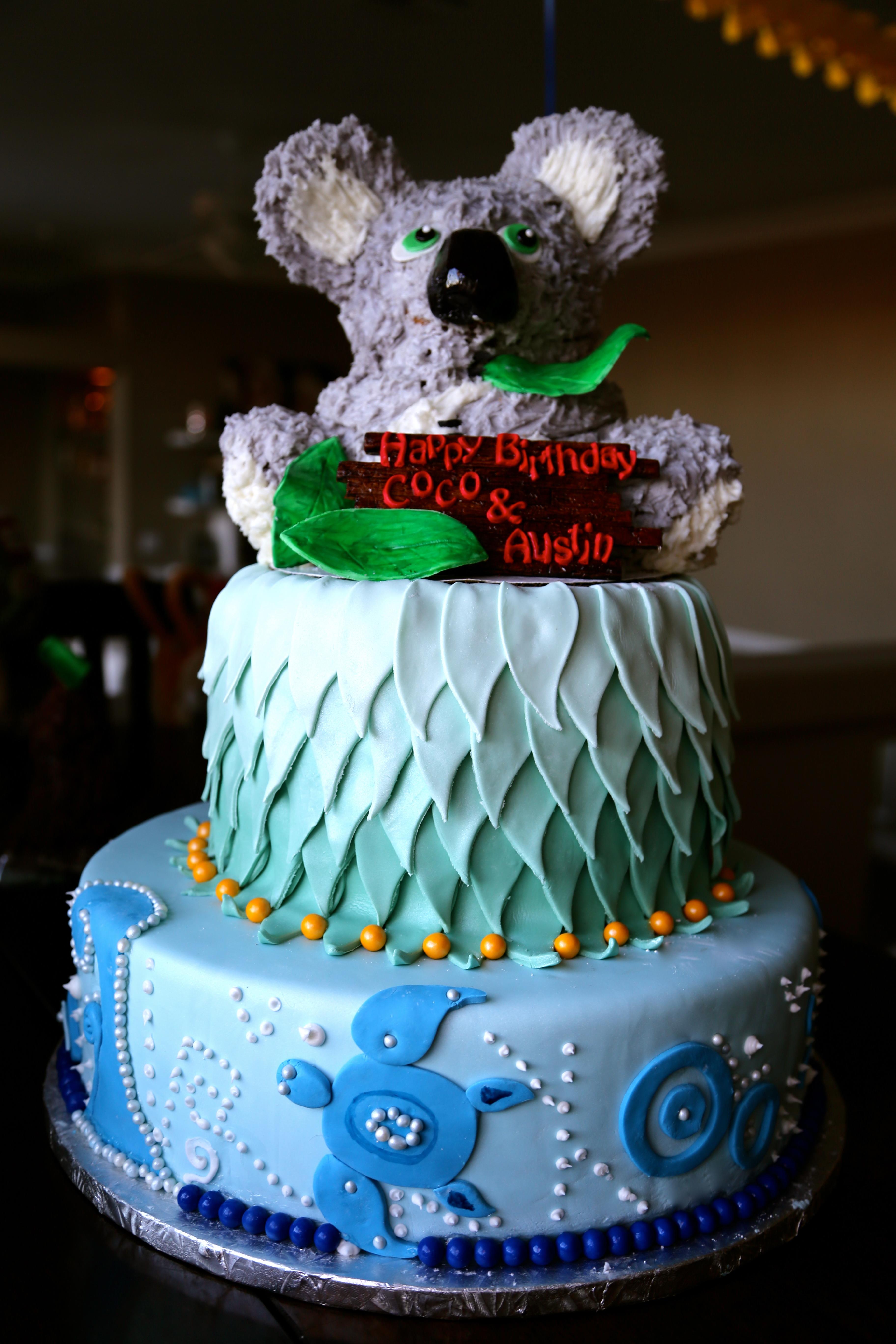 Australian Birthday Cakes