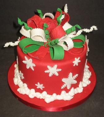Birthday Christmas Cakes