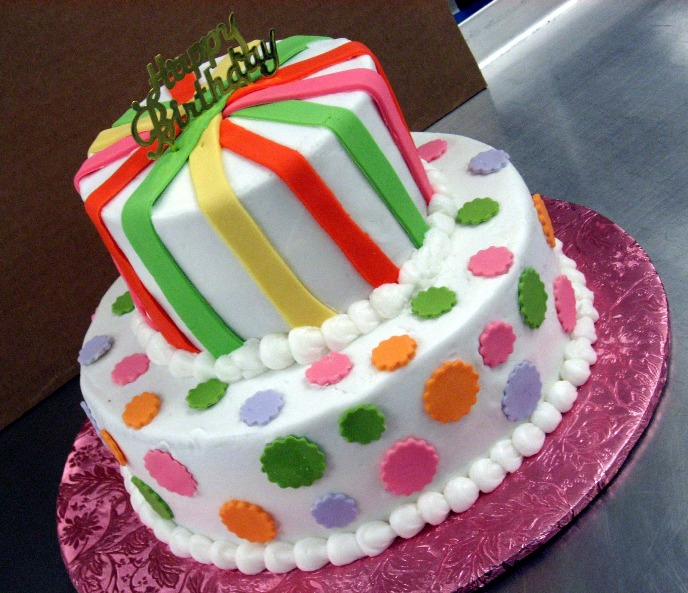 Decorative Birthday Cakes