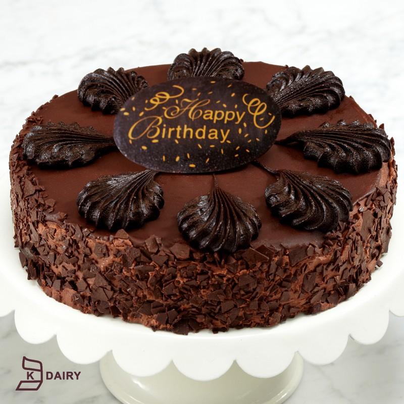 Choclate Birthday Cakes