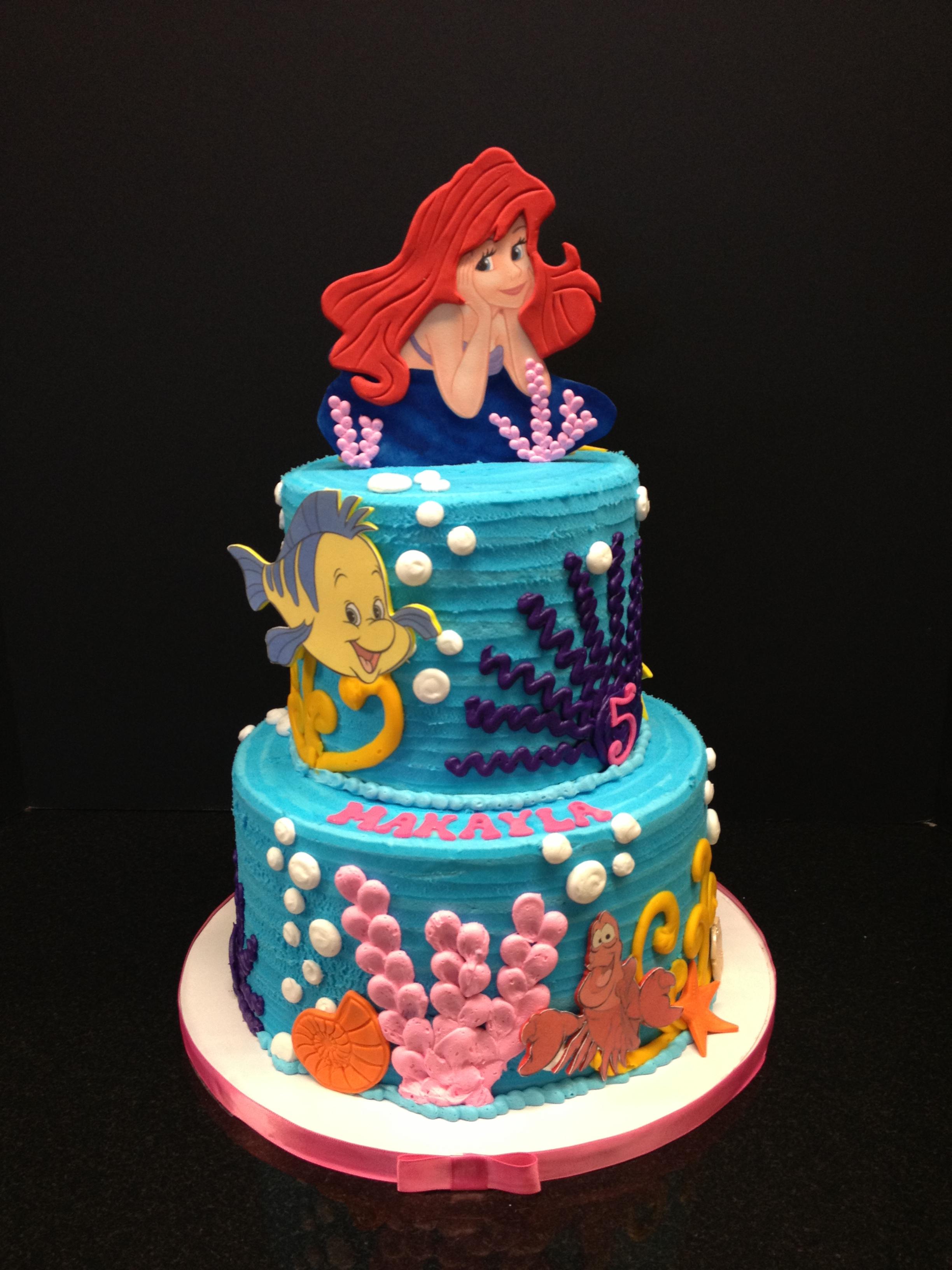 Little Birthday Cakes
