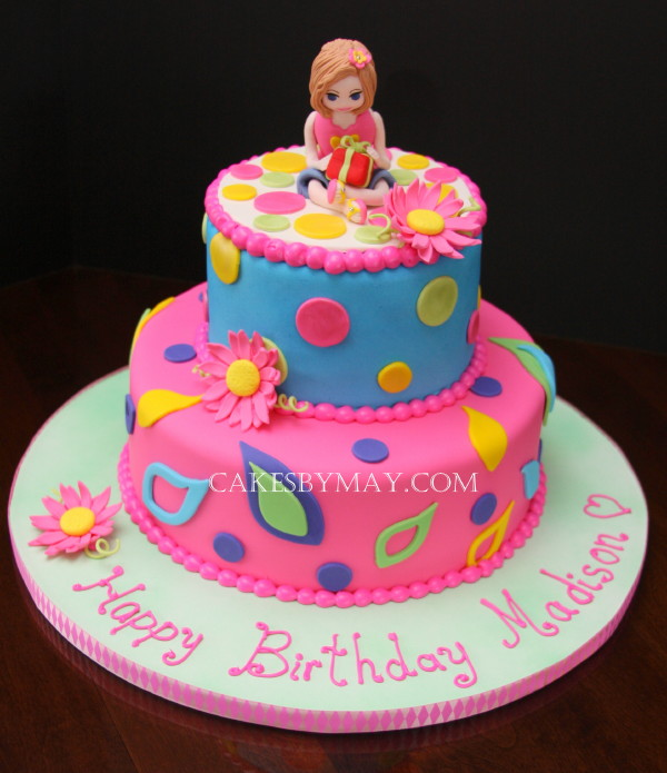 Child Birthday Cakes