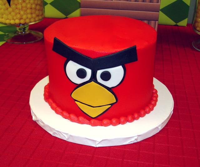 angry birthday cakes rh cakeclicks com