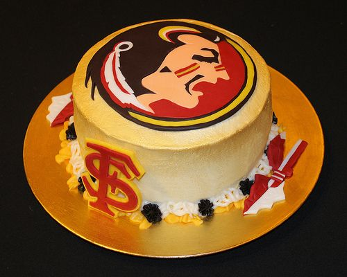 Fsu Birthday Cakes