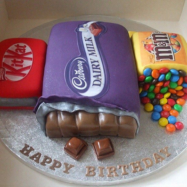 Cadbury Birthday Cakes