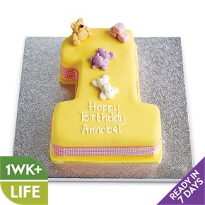 Waitrose Birthday Cakes
