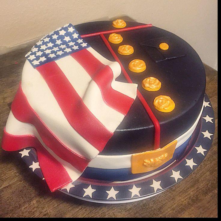 Usmc Birthday Cakes