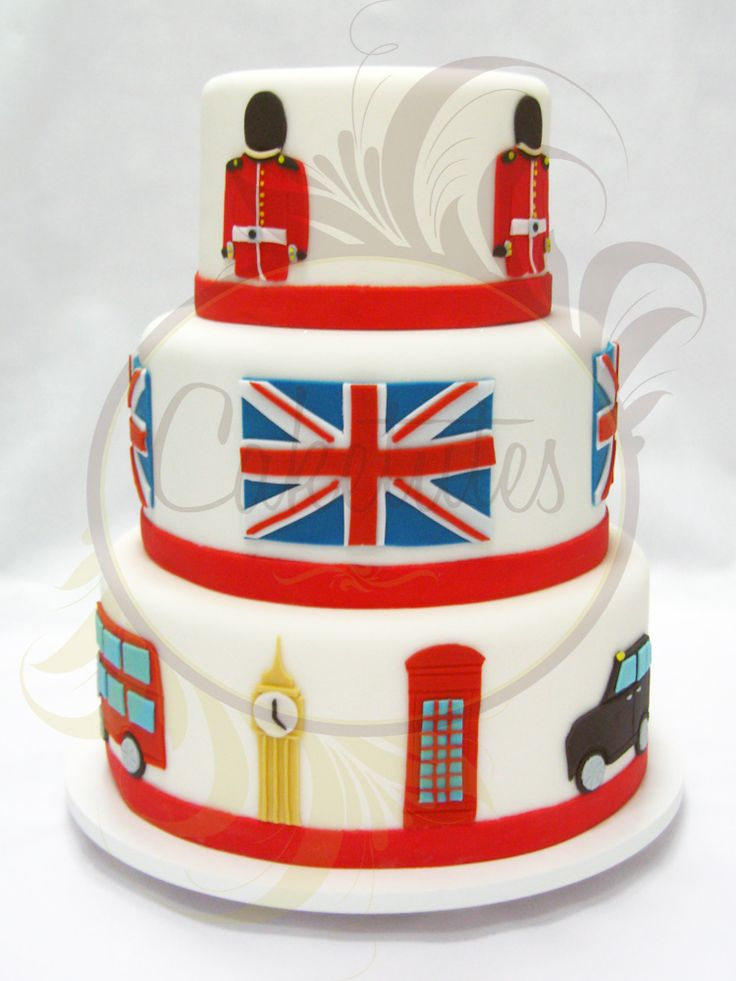 London Birthday Cakes