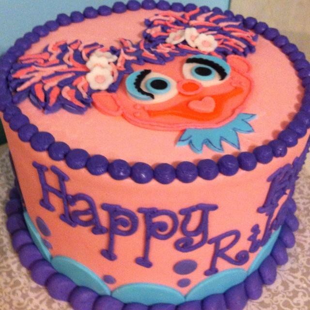 Abby Birthday Cakes
