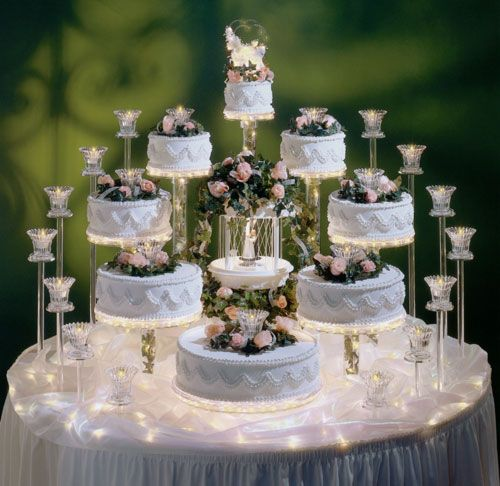 How To Decorate A Wedding Cake | Special Wedding Cakes