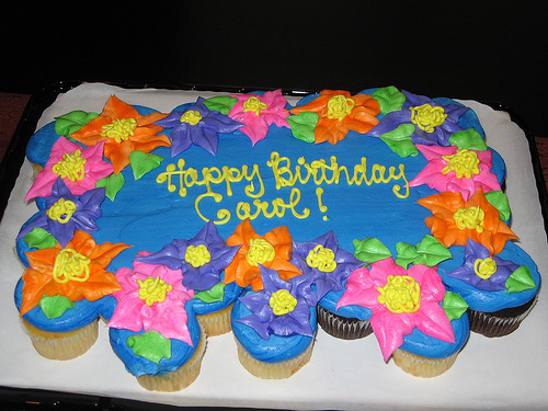 Birthday Cakes Images Interesting Vons