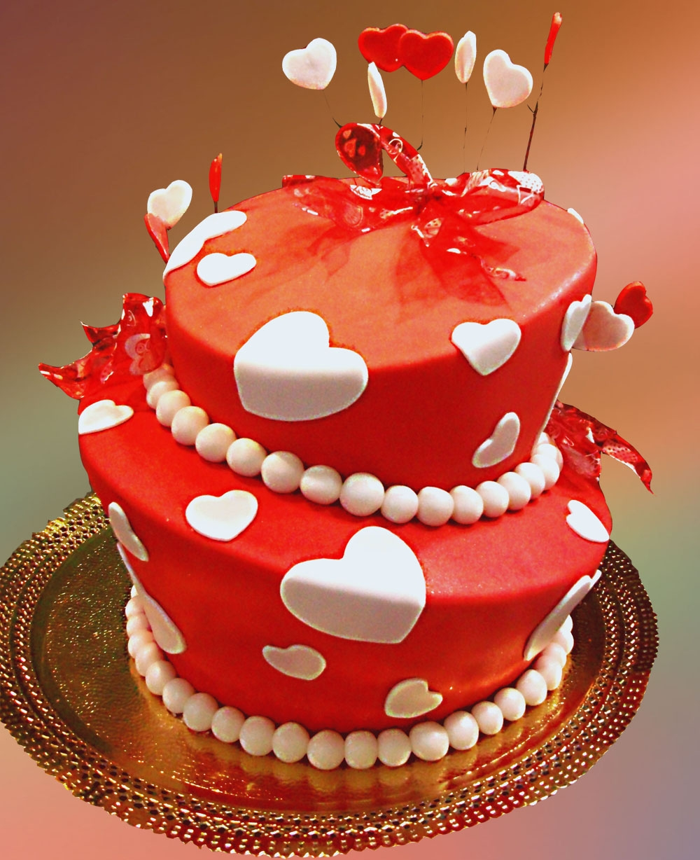 Lovers Birthday Cakes