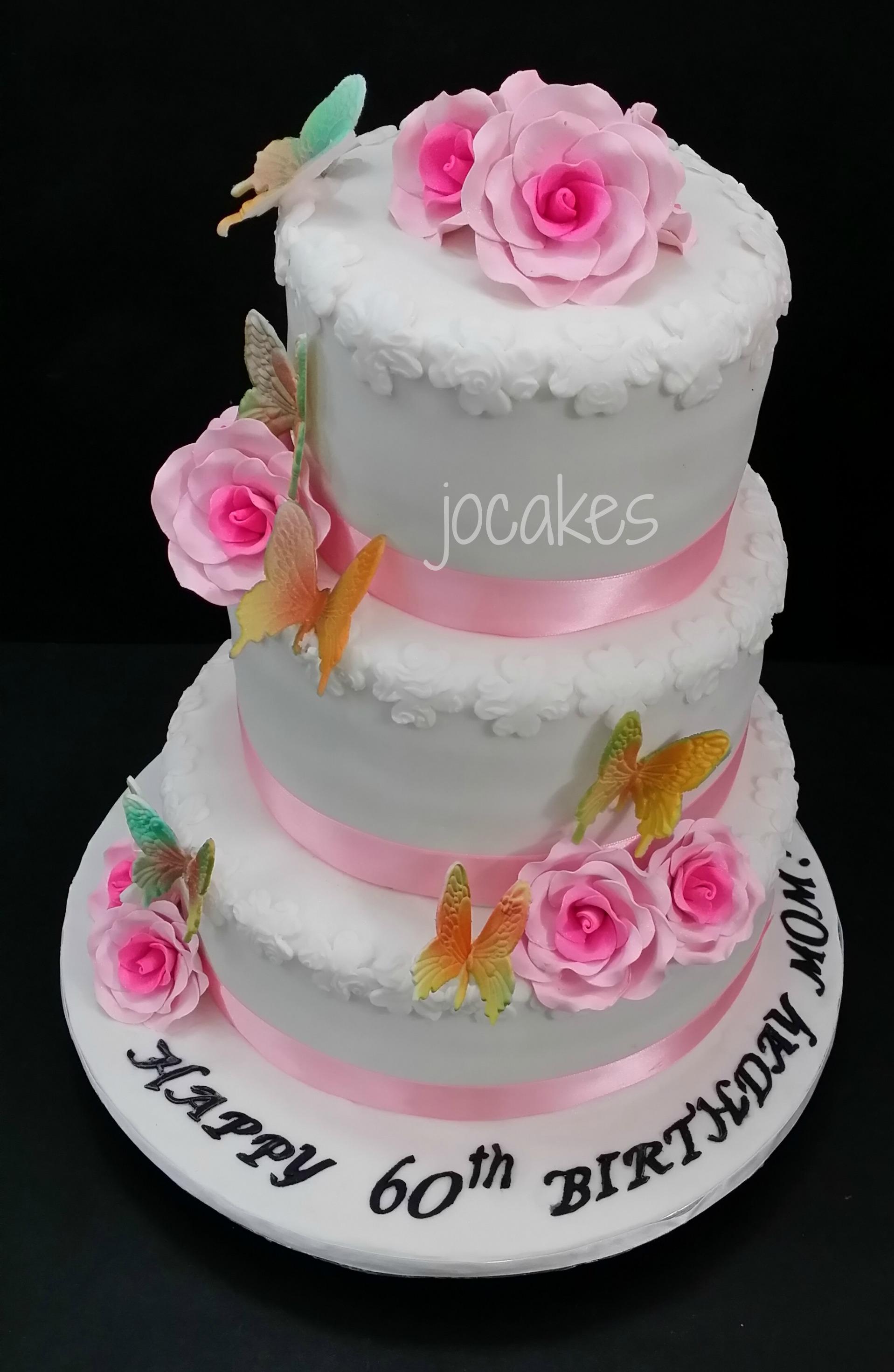 Mommy Birthday Cakes