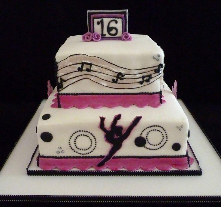 Dancing Birthday Cakes