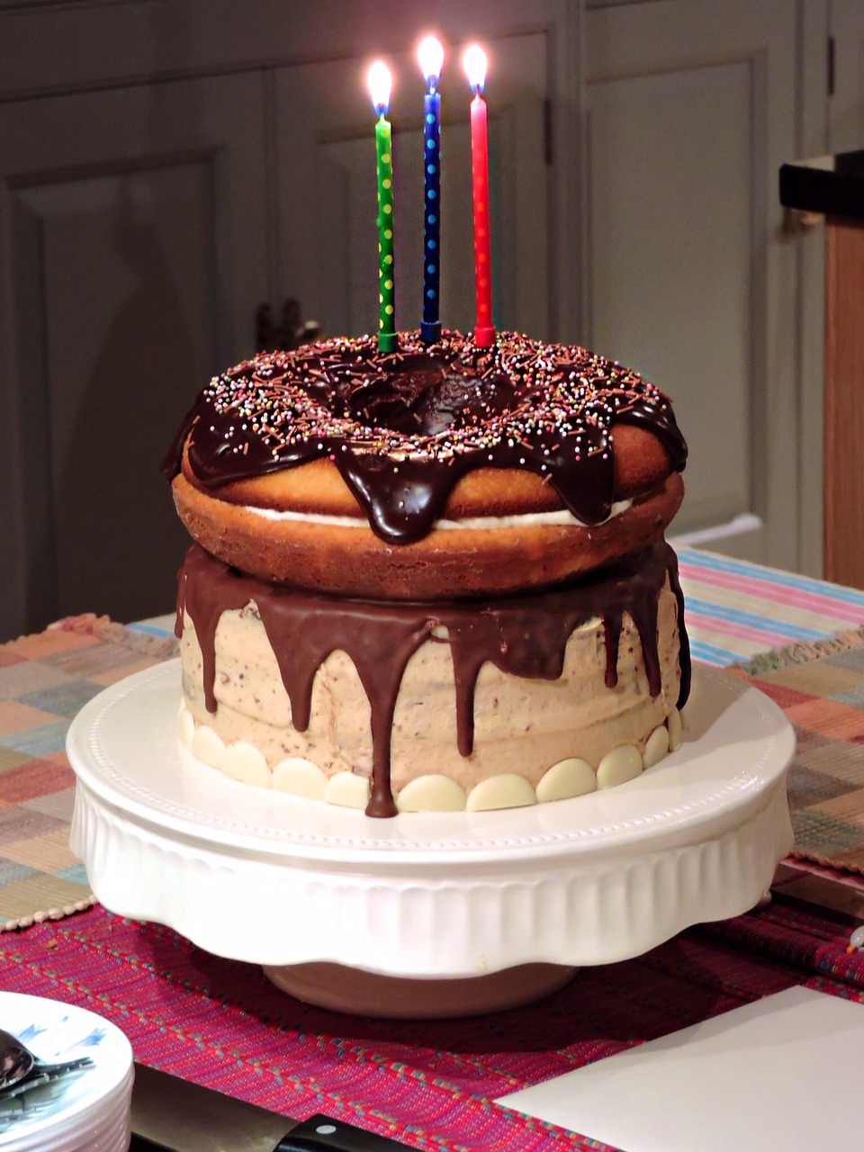 Gigantic Birthday Cakes