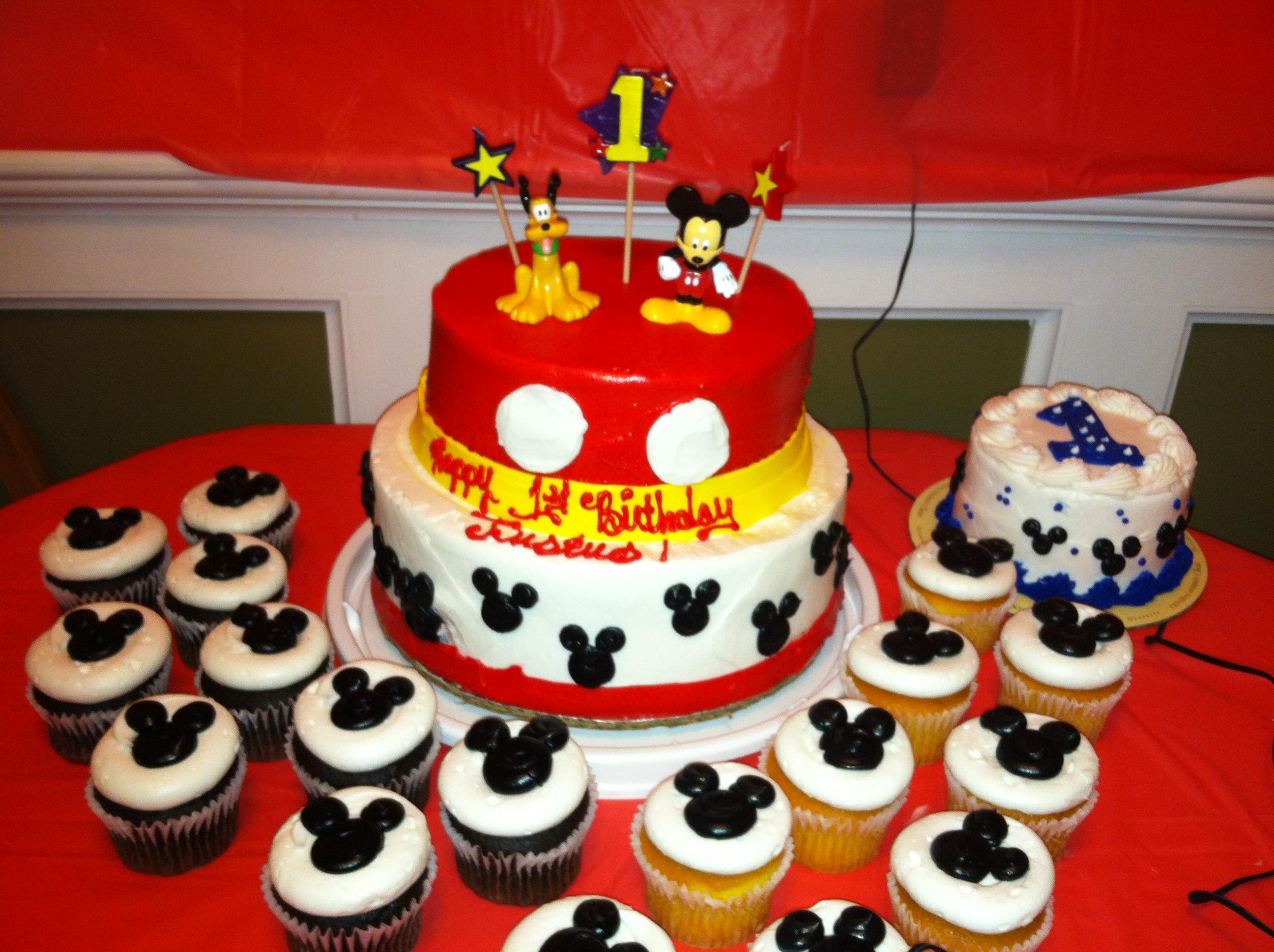 Chopper Birthday Cakes