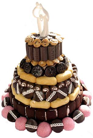 Hostess Wedding Cakes
