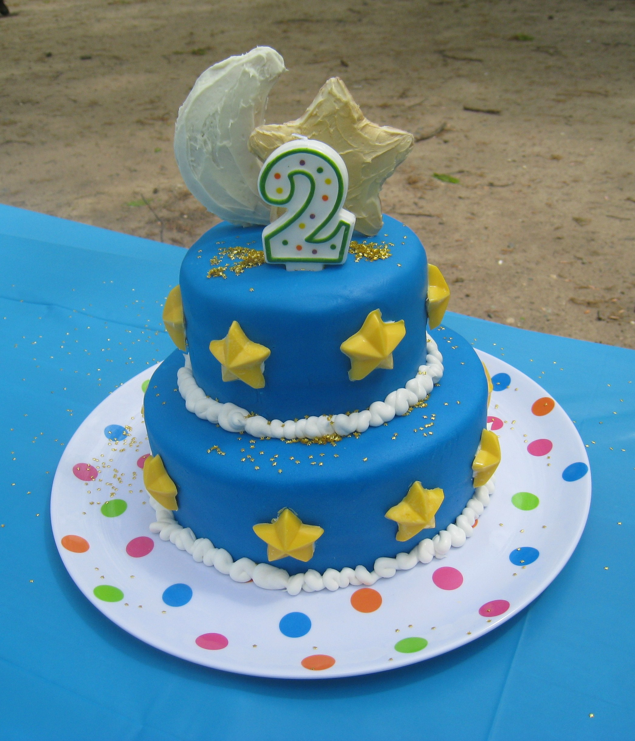 2Nd Birthday Cakes