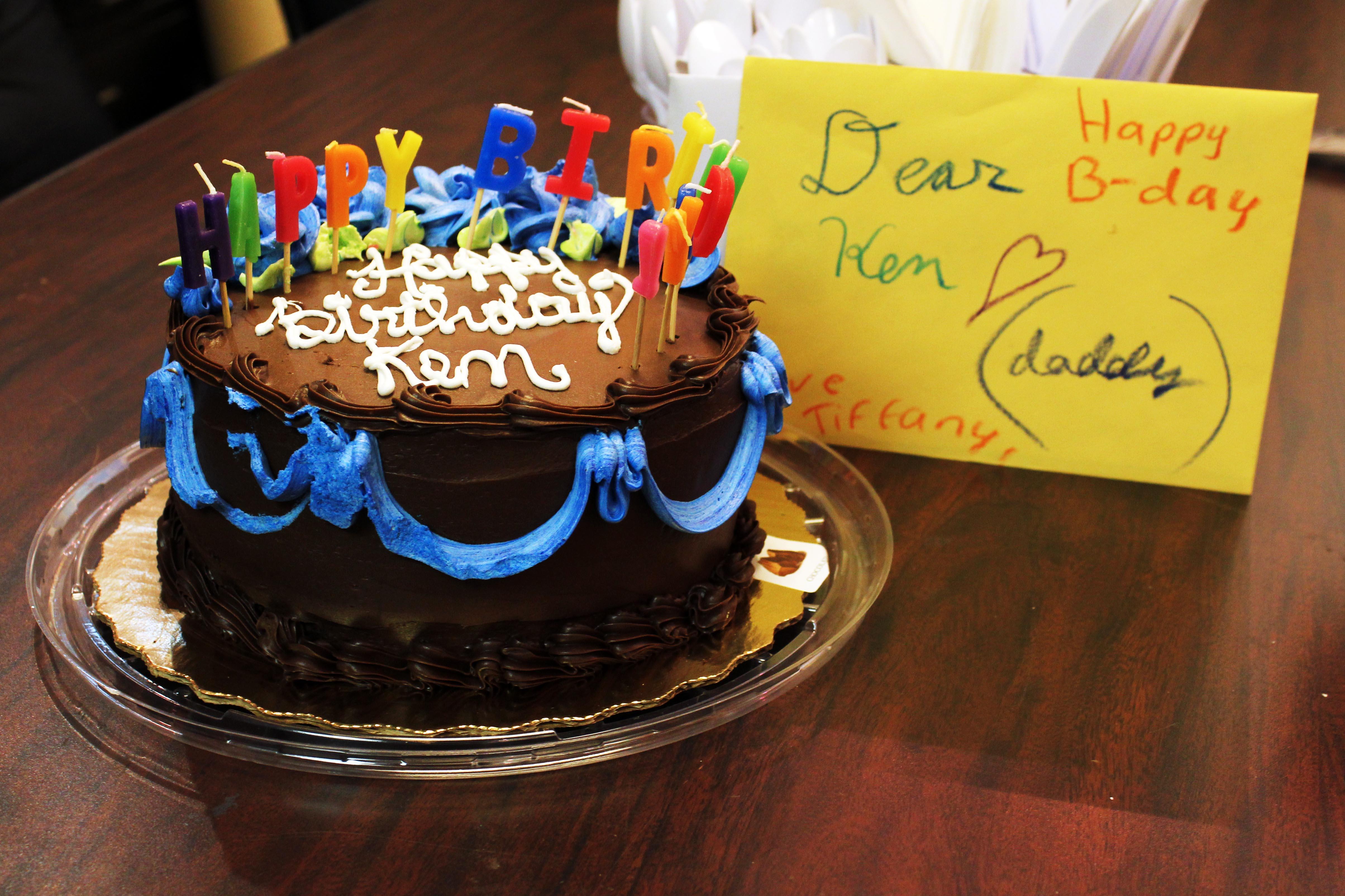 Ken Birthday Cakes