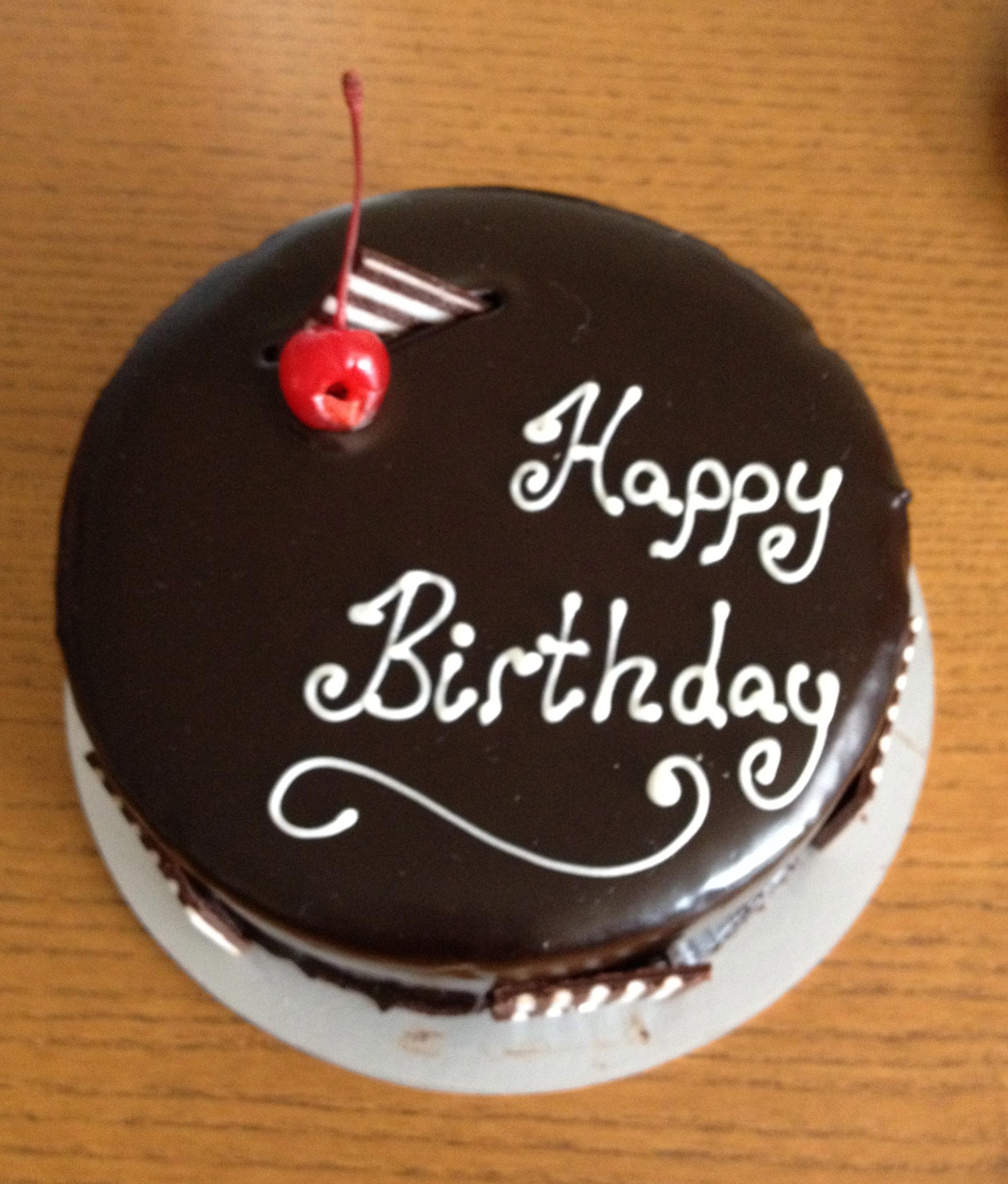 Naming Birthday Cakes