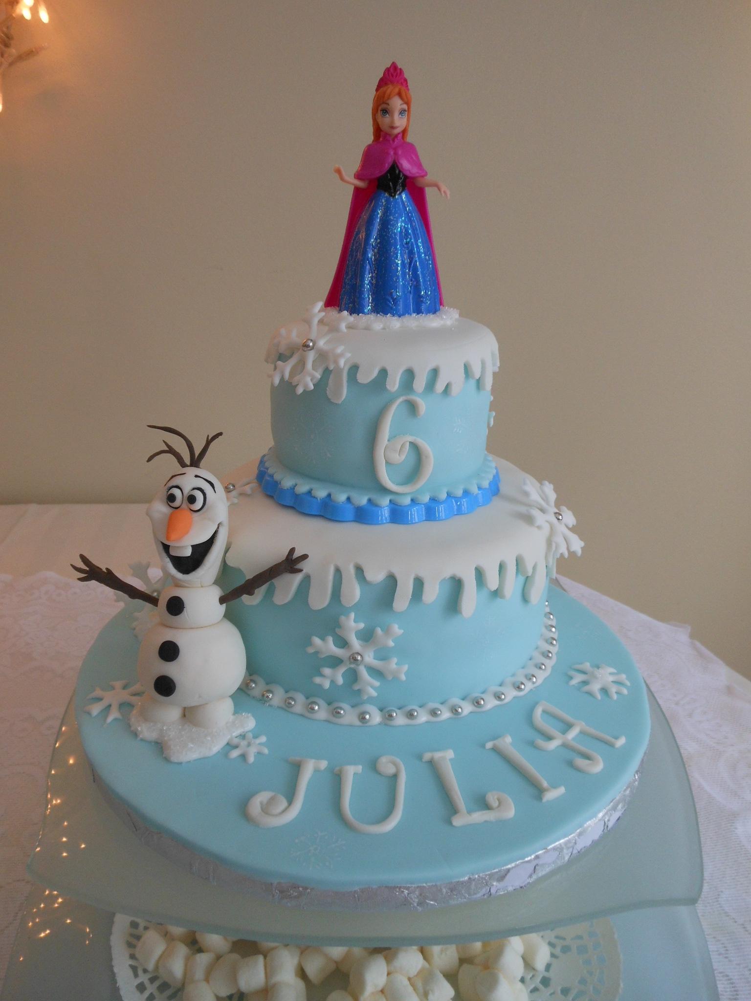 Imgenes De Elsa Birthday Cake Tesco