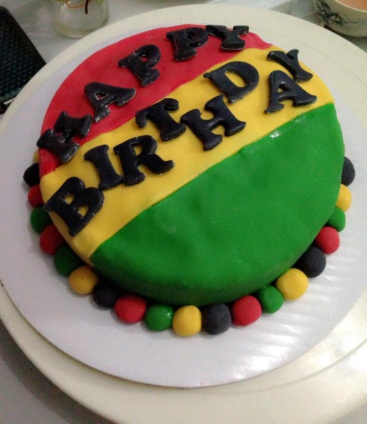 Happy Birthday Reggae Style Biyo Geka Photo Style