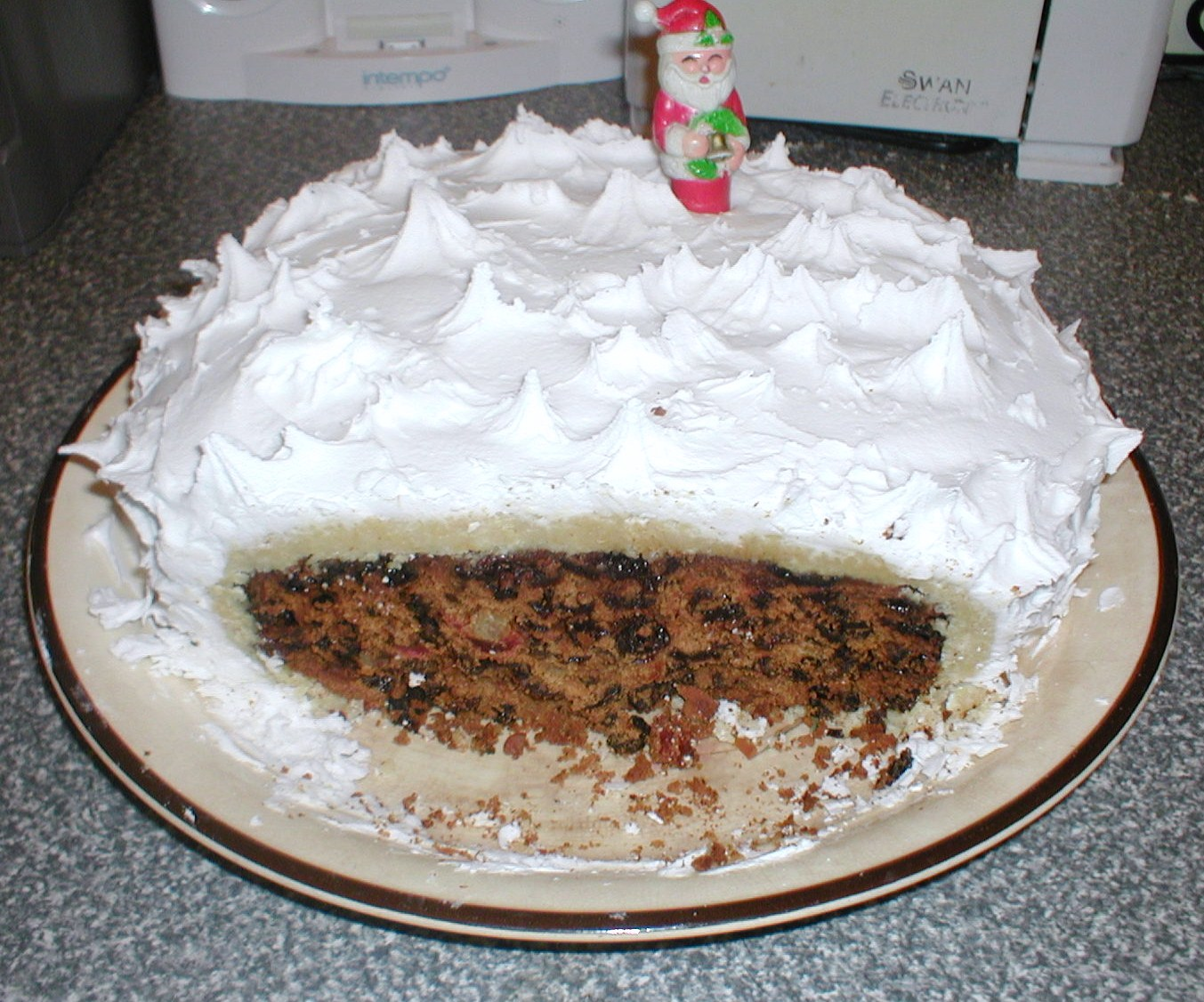 Irish Christmas Cakes