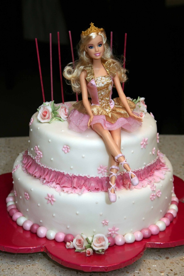 Barbie Birthday Cakes